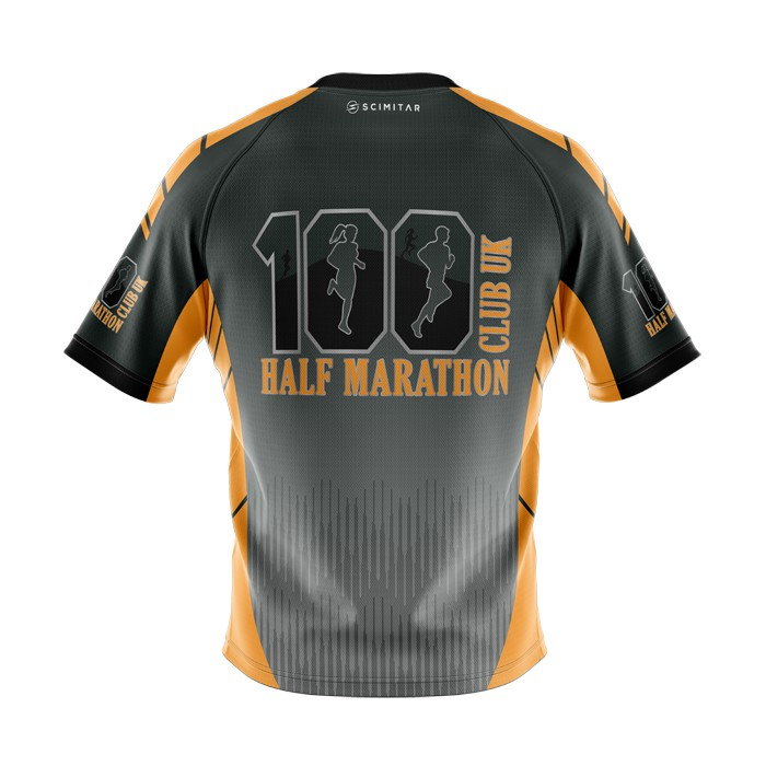 100HMC - Full Club Colours T-Shirt