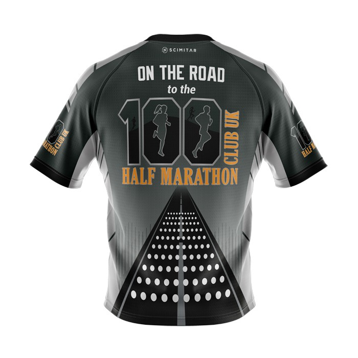 100HMC - On The Road T-Shirt
