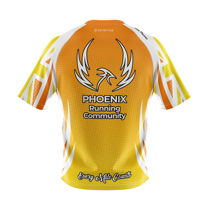 Phoenix Running Community - Technical T-Shirt
