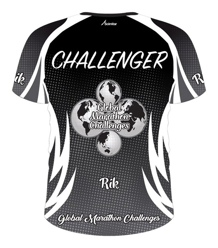 Challenger - Technical T-Shirt